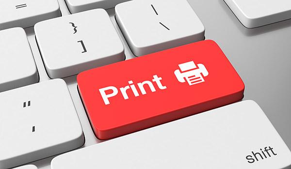 Print Service Bromsgrove